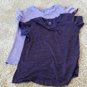 Girls Dri Fit Shirts Set